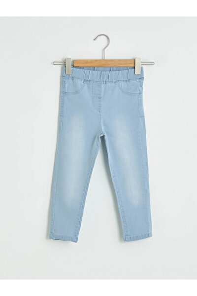 Kadın Açık Mavi Jean