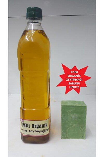 Zeytinyağı 1lt %100 Organik Zeytinyağı Sabunu