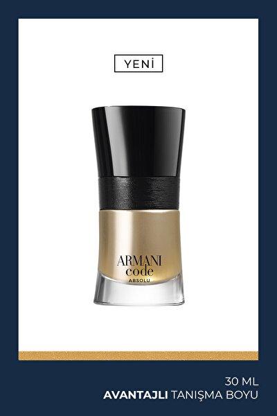 Code Absolu Edp 30 ml Erkek Parfüm 3614272407428