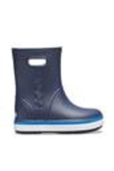 Lacivert Unisex Çocuk Yağmur Botu 205827-4kb