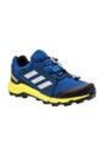 Genç Outdoor Ayakkabısı Bc0599 Mavi Terrex Gtx K