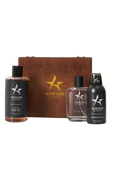 Erkek Siyah Parfüm Deodorant Duş Jeli Kişisel Bakım Seti
