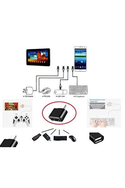 Usb To Type - C Ye Dönüştürücü - Klavye Mouse Joystick Telefona Bağlama