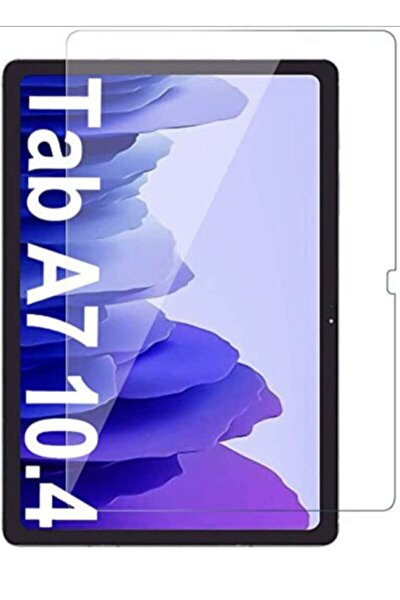 Galaxy Tab A7 10.4 Sm-t500 (2020) Temperli Kırılmaz Cam Ekran Koruyucu