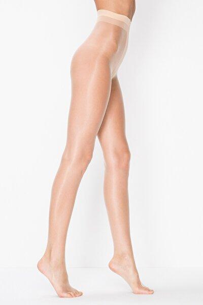 Kadın Açık Ten Yok Gibi 5 Den Külotlu Çorap 2yvcr22141-016734
