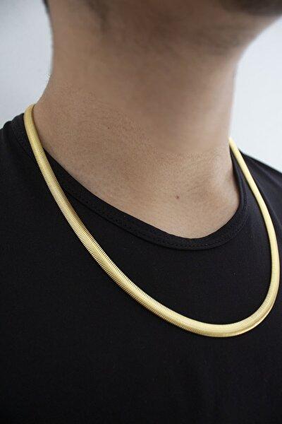 Kadın Gold İtalyan Zincir Kolye