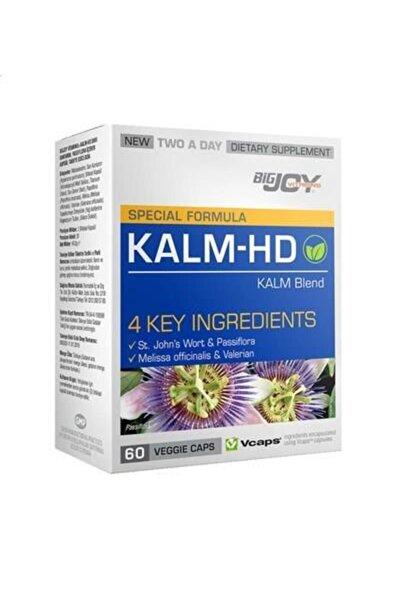 Bigjoy Vitamins Kalm-hd Bitkisel 60 Kapsül