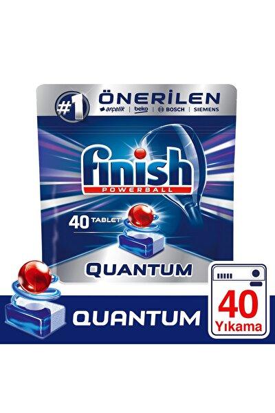 Quantum Bulaşık Makinesi Deterjanı 40 Tablet