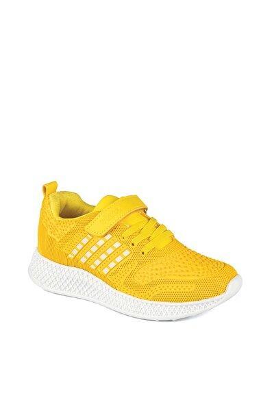 346.P19K.113 PATIK PHYLON Sarı Unisex Çocuk Sneaker Ayakkabı 100530387