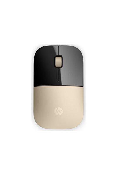 X7q43aa Z3700 Kablosuz Ince & Sessiz Mouse - Siyah & Altın