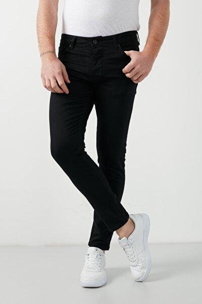 Pamuklu Skinny Dar Paça Jeans Erkek Kot Pantolon 7500f133bartez