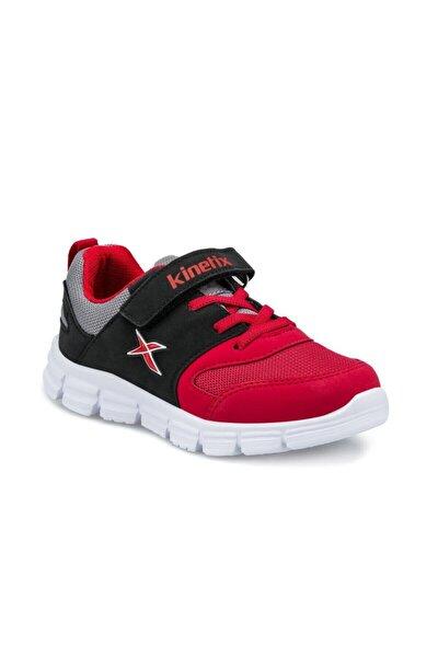ROYSI Kırmızı Siyah Açık Gri Erkek Çocuk Koşu Ayakkabısı 100296781