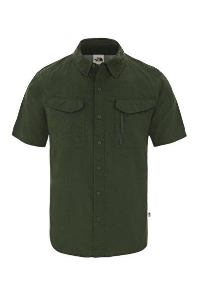 S/s Sequoıa Kısa Kollu Erkek Gömlek Yeşil