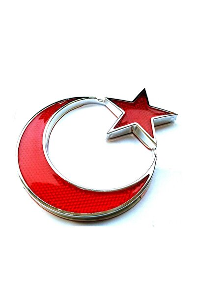 Türk Bayrağı Reflektörlü Arma 427260