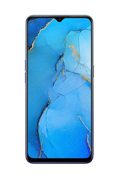 Reno3 128GB Mavi Kuzey Işıkları Cep Telefonu (Oppo Türkiye Garantili)