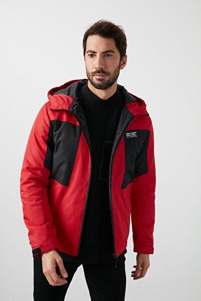 JWHBEST JACKET Kırmızı Erkek Mont 101057593