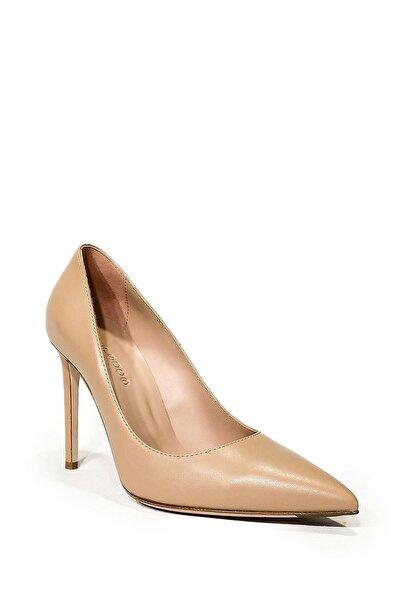 Hakiki Deri Klasik Topuklu Ayakkabı Nsc19y-a41903
