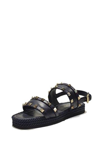 Hakiki Deri Klasik Topuklu Ayakkabı Sfb19y-74680 106