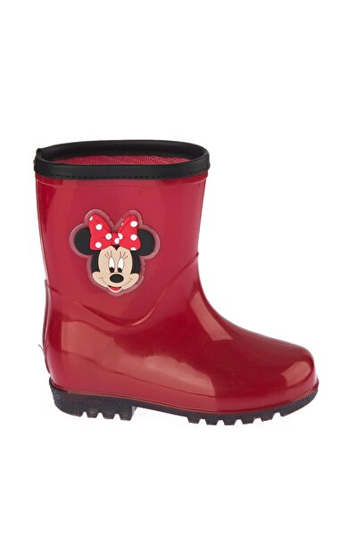 Kırmızı Çocuk Yağmur Botu