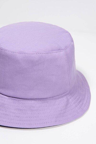 Kadın Lila Şapka Şpk507 - H13 Adx-0000021483