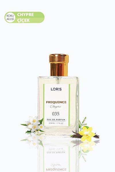 K-35 Frequence Parfume Edp 50ml Cyhpre-Citrus Kadın Parfüm