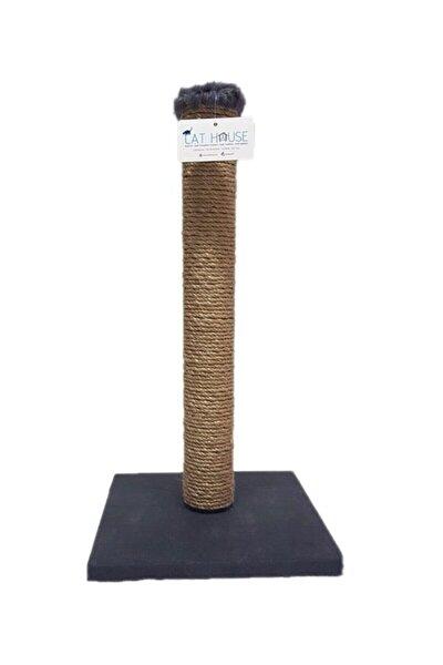 Cat Hause T02 Kedi Tırmalama Gri 52 Cm