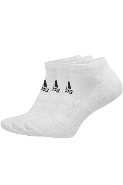 CUSH LOW 3PP Beyaz Erkek Çorap 101069015