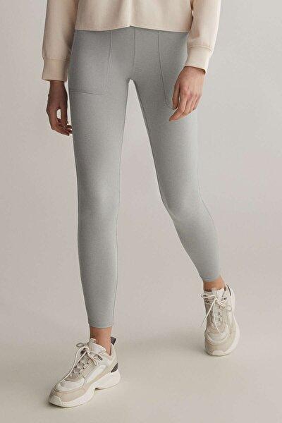 Bağcıklı Comfort Leggings