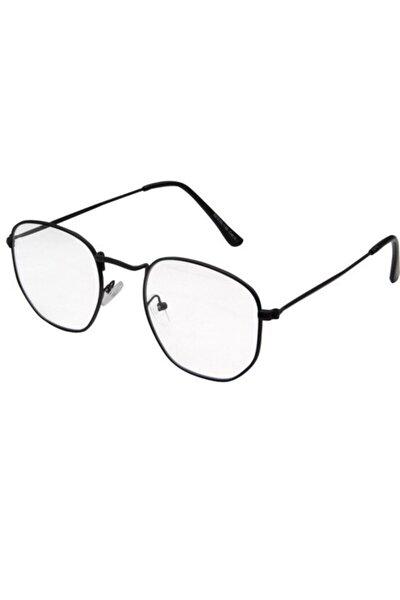 Unisex Siyah Tarz Güneş Gözlüğü