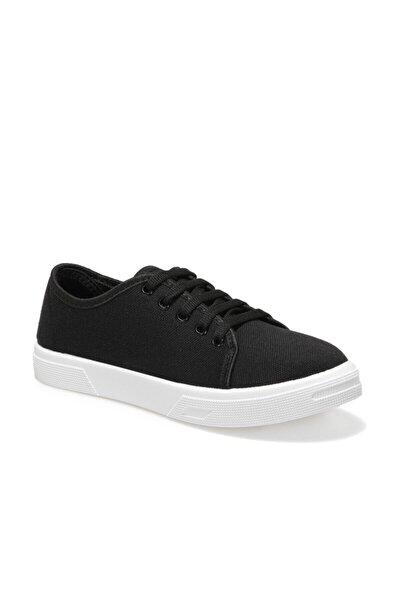 91.313424.Z 1FX Siyah Kadın Havuz Taban Sneaker 100781325