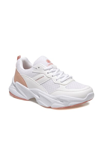 Anna Beyaz Kadın Sneaker Ayakkabı