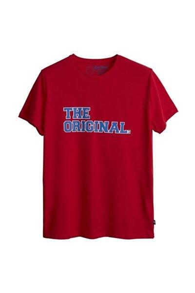 Erkek Kırmızı The Orıgınal Tee T-shirt
