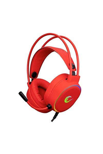 Rogue Kırmızı 7.1 Surround Sound Rgb Ledli Gaming Oyuncu Mikrofonlu Kulaklık