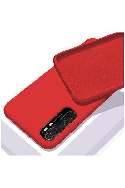 Mi Note 10 Lite Uyumlu Kılıf Içi Kadife Lansman Kapak