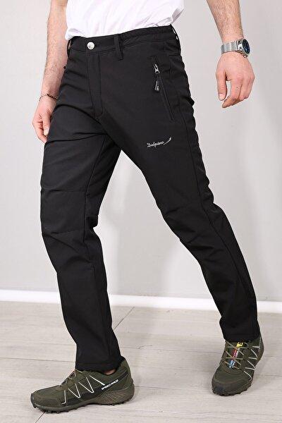 Erkek Su Ve Rüzgar Geçirmez Softshell Pantolon