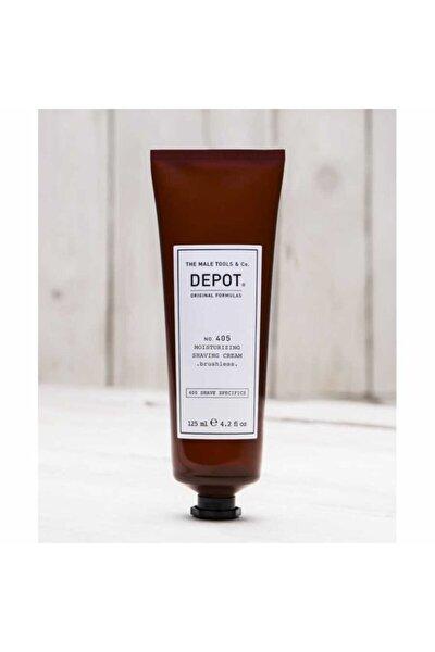 Tıraşta Fırçasız Kullanım Için Nemlendirici Sabun Krem 125 ml 405