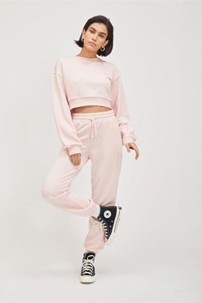 Loftie Sweatpant – Light Pink