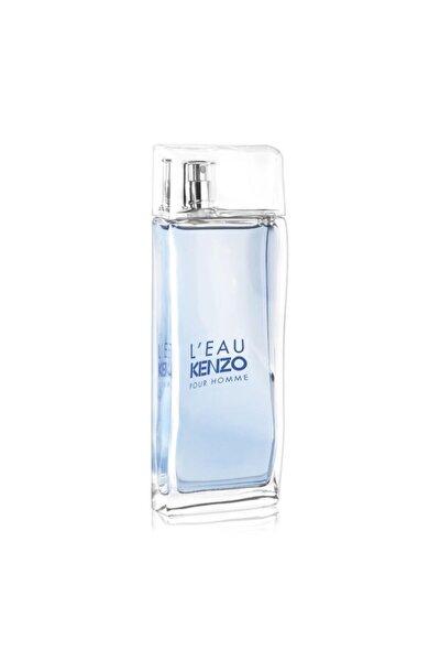 L'eau Pour Homme Edt 100 ml Erkek Parfümü 3274872333987