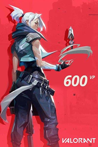 600 Valorant Point TR