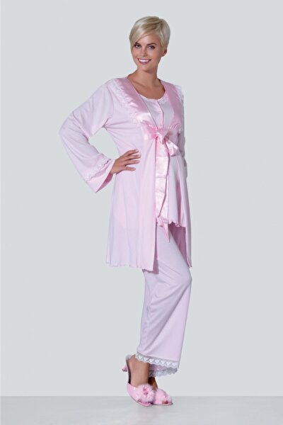 1413 - Lohusa / Hamile Pijama Takım