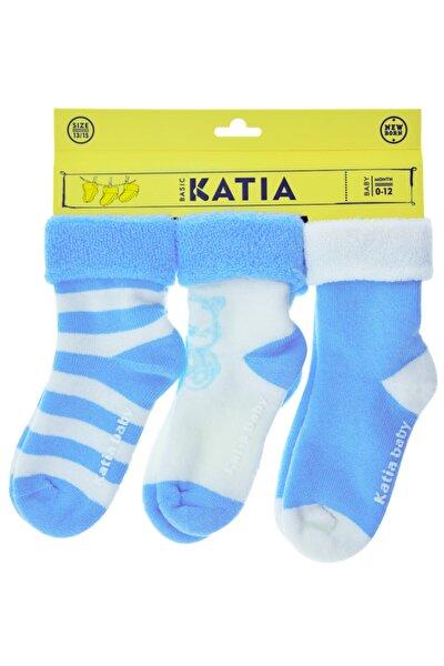 Cozy 3 Lü Bebek Basic Çorap