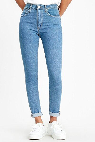 Kadın Yüksek Bel Skinny Jean 721