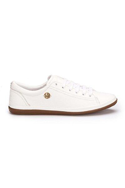 Us Polo Jojo Kadin Günlük Beyaz Günlük Spor Ayakkabi 100696332