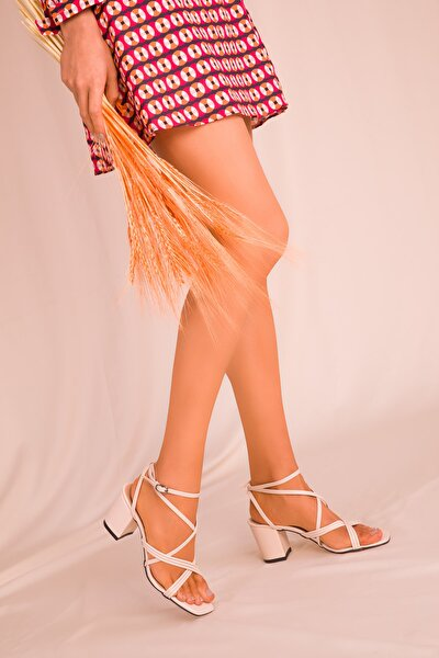 Ten Kadın Klasik Topuklu Ayakkabı 15913