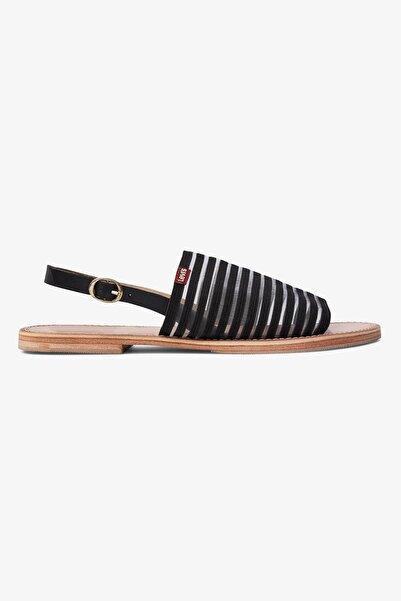 Kadın Siyah Shastina Regular Sandalet