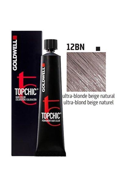 Topchic Saç Boyası 12bn Utra-sarı Bej Doğal 60 ml