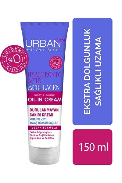 U.C Oil In Cream 150 ml Hylronic Acid & Collagen / Hyalüronik Asit Hyalüronik Asit