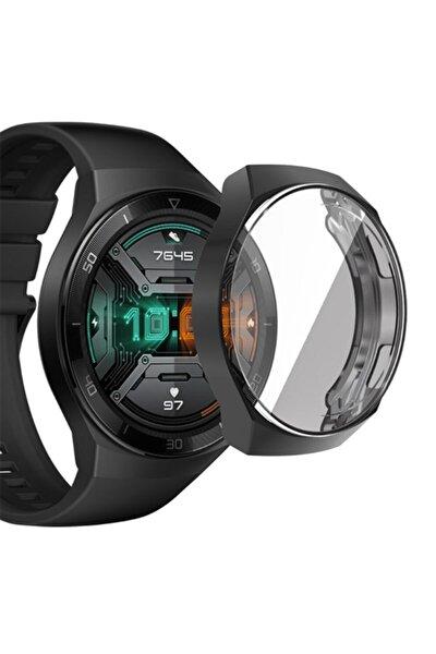 Huawei Watch Gt 2e Uyumlu 360 Koruma Silikon Kılıf 46mm