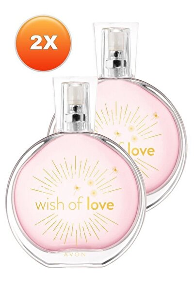 Wish Of Love Kadın Parfüm Edt 50 ml 2'li Set 5050000103374