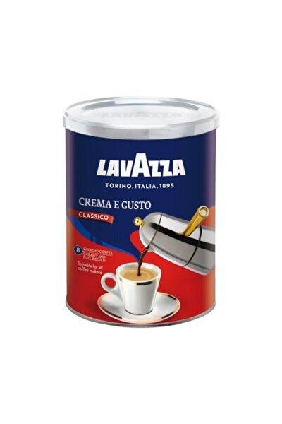 Creama E Gusto Teneke Filtre Kahve 250 gr